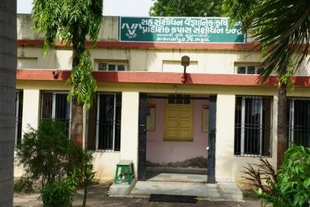 Regional Cotton Research Station Maktampura Bharuch